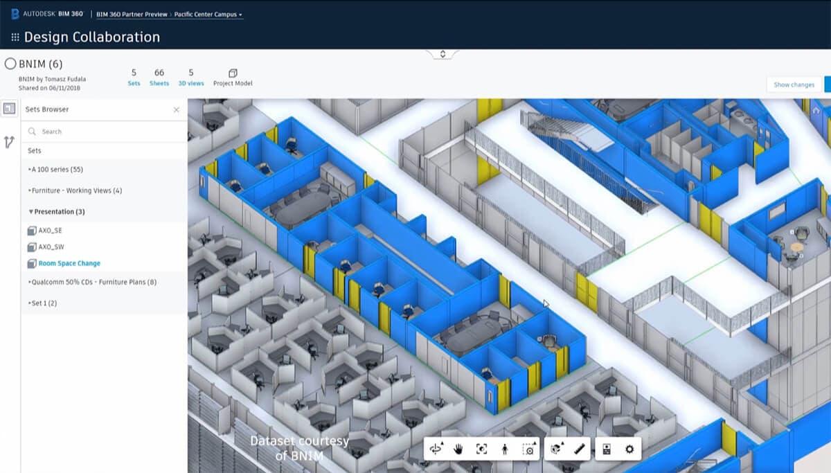 Visualice los cambios de diseño para reducir las rectificaciones y los posteriores retrasos en la construcción