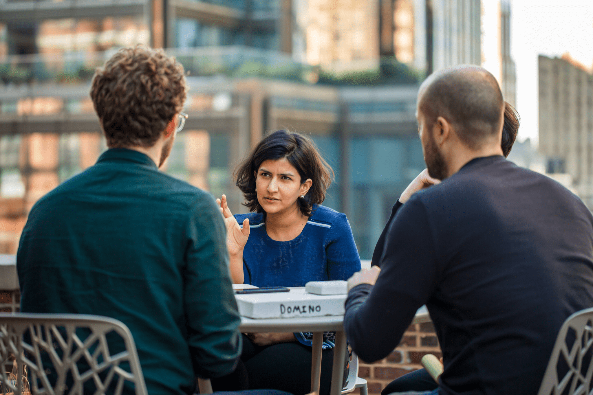Optimice las comunicaciones entre obra y oficina